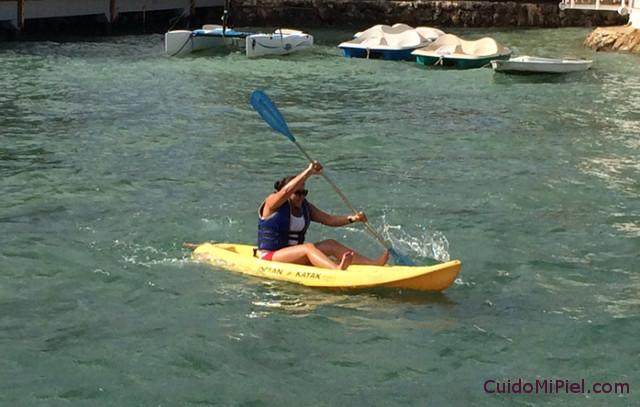 Estilo de Vida Kayak Vacaciones