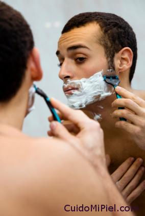 Afeitar Hombres