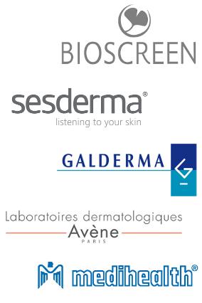 Bioscreen-Sesderma-Galderma-Avene-Medihealth