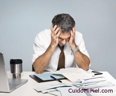 Estrés en Exceso - Envejecimiento
